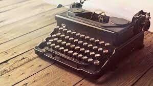 Maquina d'escriure