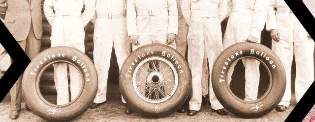 La invención de los neumáticos