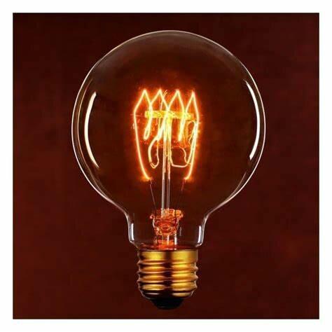 La invención de la bombilla de Edison