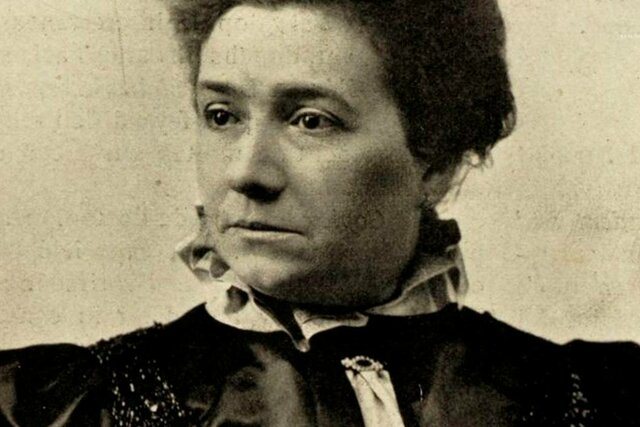THE FIRST WOMAN STUDENT OF THE UNIVERSITY