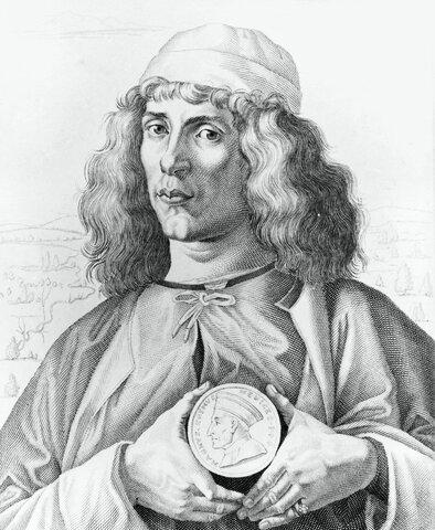 Giovanni Pico della Mirandola ( 1463 d.C - 1494 d.C)