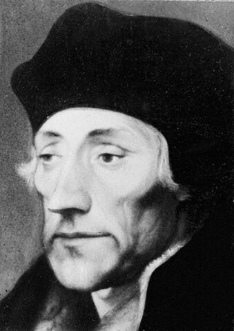 Erasmo de Róterdam (1466 d.C - 1536 d. C)