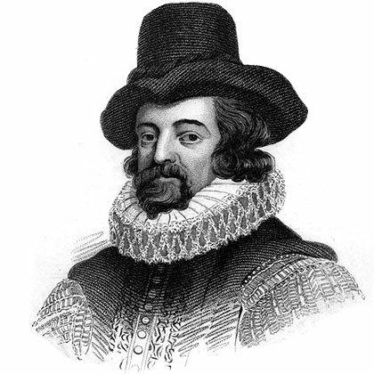 Francis Bacon ( 1561d.c - 1626 d.C)