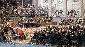 Meeting with the Estates-General