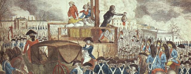 Execution of King Louis XVI
