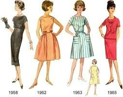 The trajectory of fashion
