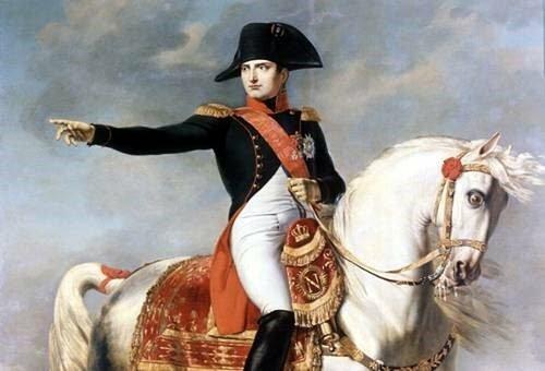 Aparición de Napoleón