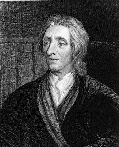 John Locke ( 1632 d.C - 1704 d.C)