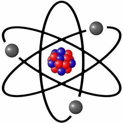Eix Cronològic dels models atòmics timeline