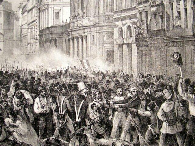 Culmina la Revolución Francesa