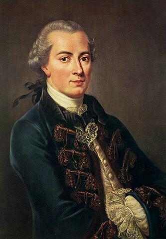 Immanuel Kant (1724 d.C - 1804 d.C )