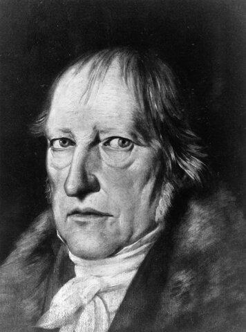 Georg Wilhelm Friedrich Hegel ( 1770 d.C - 1831 d.C)