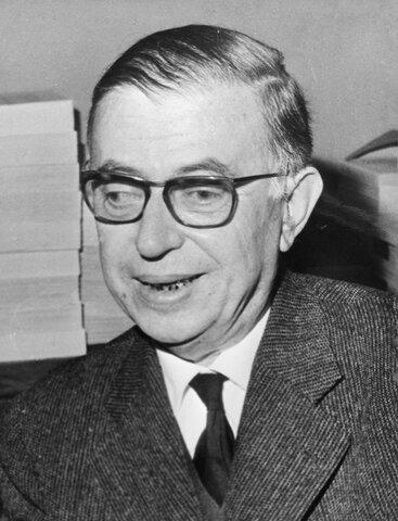 Jean-Paul Sartre ( 1905 - 1980)