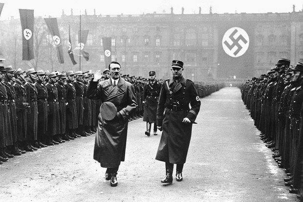 Nazis in control in Germany