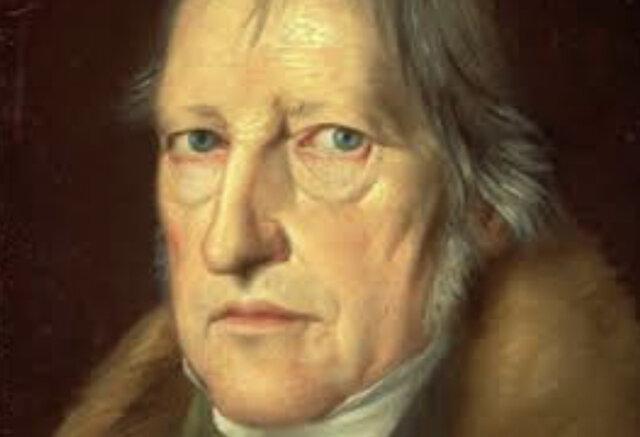 Frederich Hegel
