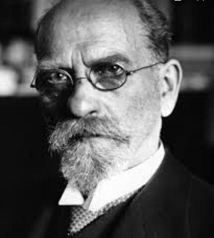 Edmund Husserl ( 1859 d.C - 1938 d.C)