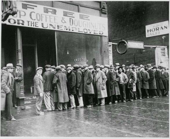 Crisis Social del 1919