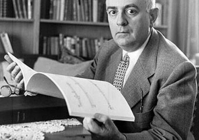 Theodor Adorno (1903 -1969)