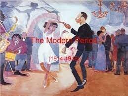 The Modern Period (1914–1945)