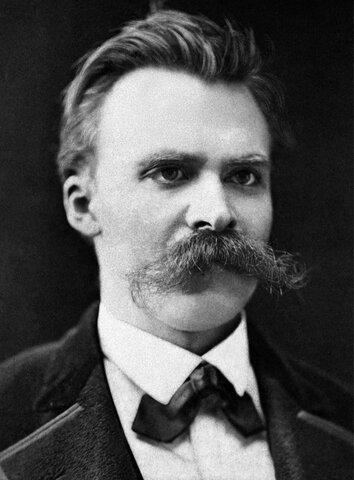 Friedrich Nietzsche ( 1844 hasta 1900 )