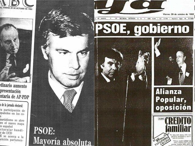 PSOE arrasa en las elecciones