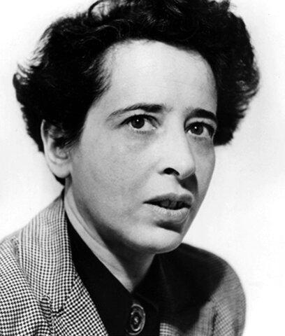 Hannah Arendt ( 1906 - 1975 )