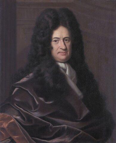 Gottfried Leibniz ( 1646 hasta 1716 )