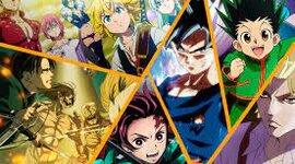 Anime timeline