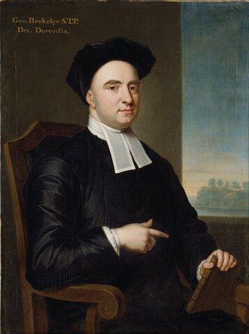 George Berkeley ( 1685 hasta 1753 )