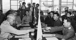 El fin de conflicto entre las dos Coreas