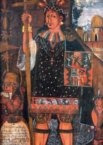 Rebelion Indigena de Tupac Amaru