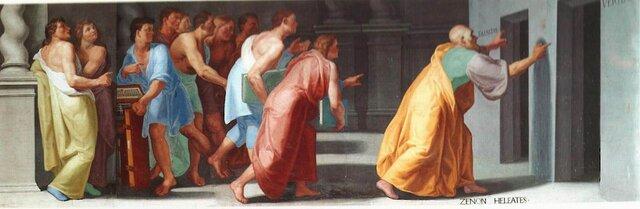 Zenón de Elea ( 490 a.c hasta 430 a.c )