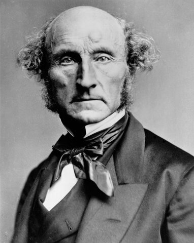 John Stuart Mill ( 1806 hasta 1873 )