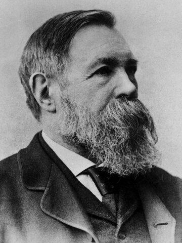 Friedrich Engels ( 1820 hasta 1895 )