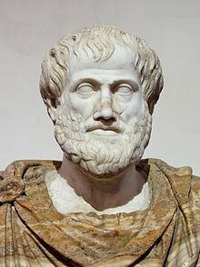 Aristóteles(384a.C to 322a.C)