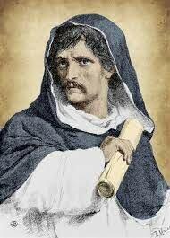 Giordano Bruno(1548 al 1600)