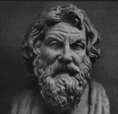 Anaxímenes de Mileto (588 - 524 a.C.)