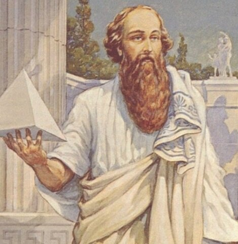 Pitágoras (569 - 475 a.C)