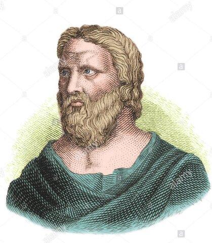 Heráclito (563 - 470 a.C.)