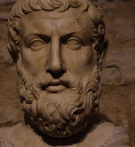 Parménides de Elea (515 - s.V a.C.)