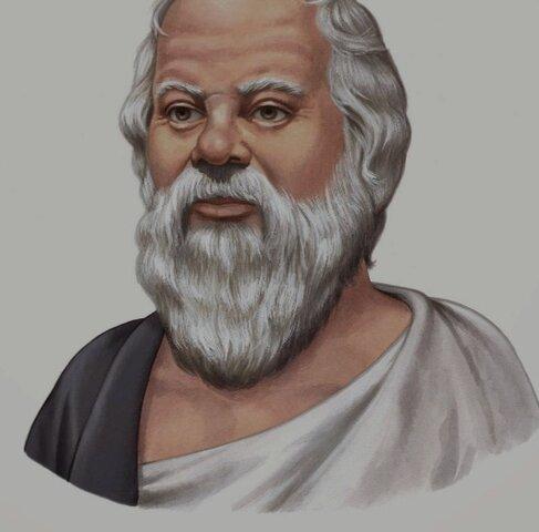 Socrátes (470 a.C. - 399 a.C.)