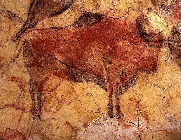 Arte Rupestre Cantábrico (Altamira)