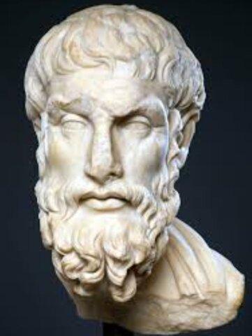 Epicuro (341 - 270 a.C.)