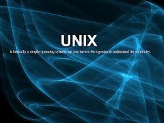 1970.- Se da conocer Unix