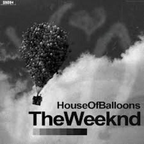 Casa de globos