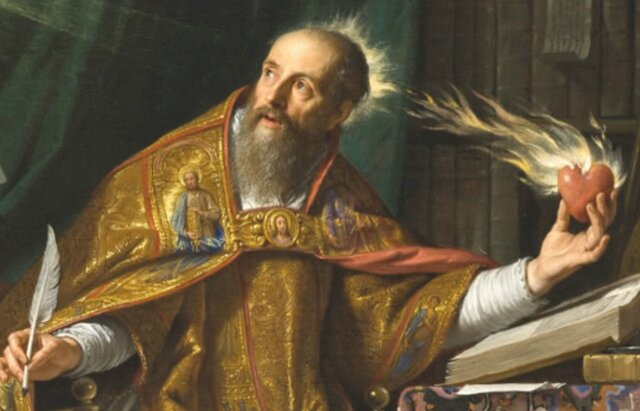 San Agustín (354 - 430)
