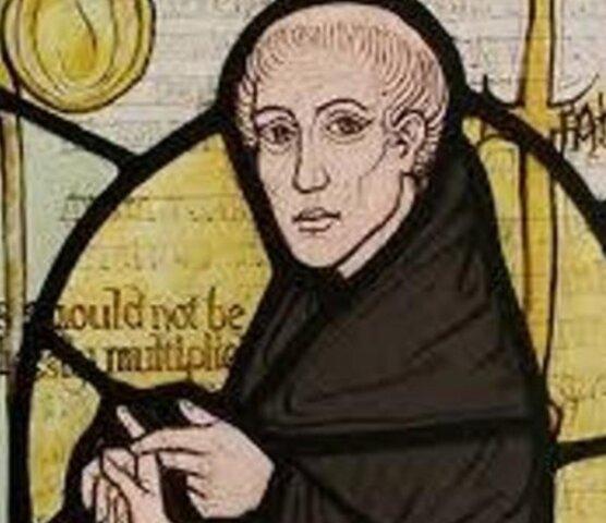 Guillermo de Ockham (1285 - 1349)