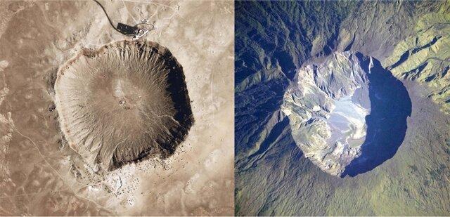 14:00 PM - Cráter de impacto de Barberton