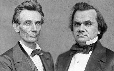 Lincoln Dougless Debate