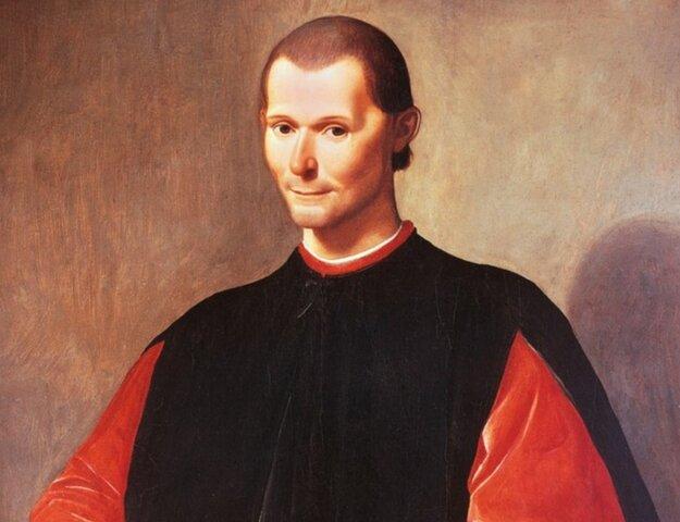 Nicolás Maquiavelo (1469 - 1527)